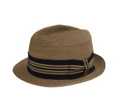 588cfac6 Dobbs Fifth Avenue Straw Fedora Size 7 1/8 Hat / Dobbs Summer Fedora / Straw  Fedora / Dobbs Whipcord Straw Hat