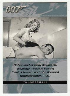 James Bond - The Quotable # 30 - Thunderball