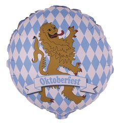 Folienballon Oktoberfest