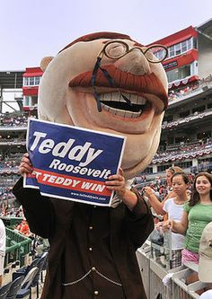The Center for the Study of Sport and Leisure in Society: Hey Washington Nationals: Don't Ever Let Teddy Win