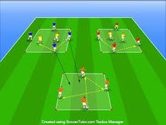 Free Practice :Transition from Attack to Defence in Simultaneous Dynamic 4 v 2 Rondos Soccer Drills For Kids, Soccer Practice, Soccer Skills, Youth Soccer, Football Training Drills, Speed Drills, Soccer Coaching, Sports, Google Search
