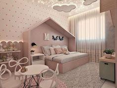 To se mi líbí, 48 komentářů – Ideen für Babyzimmer ( … - Zimmereinrichtung Cute Bedroom Ideas, Cute Room Decor, Girl Bedroom Designs, Baby Room Decor, Bedroom Decor, Bedroom Images, Baby Zimmer Ikea, Toddler Rooms, Baby Bedroom