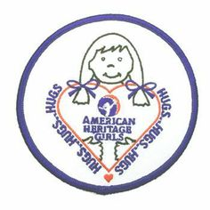 AHG Activity Patches: Troops who participate in three or more service projects per program year are eligible for the HUGS Patch
