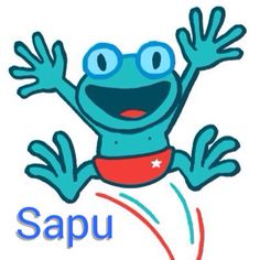Frog   Bo parse un sapu - You look like a frog! Visit: henkyspapiamento.com #papiamentu #papiaments #papiamento #language #aruba #bonaire #curaçao #frog #kikker #sapo #rã #rana