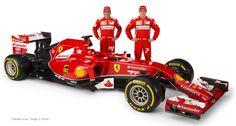 La Ferrari F14T