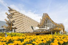 The WoodWorks design awards honor new buildings around the world