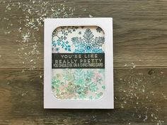 Friday Feature - Compliments - The Ink Road Youre Like Really Pretty, Vol 2, Hello Everyone, Compliments, Christmas Cards, Stamps, Friday, Australia, Ink