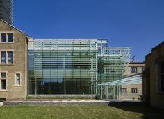 St. James Cathedral Centre  / architectsAlliance