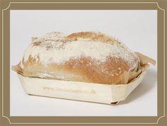 Italiensk landbrød Butter Dish, Dishes, Kitchen, Cooking, Flatware, Kitchens, Plates, Cucina, Dish