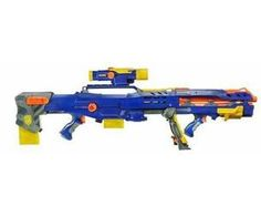 Black Friday 2014 Nerf N-Strike Longshot Longest from Nerf Cyber Monday. Black Friday specials on the season most-wanted Christmas gifts. Nerf Recon, Nerf Rifle, Crayola Pens, Nerf Longshot, Super Why Birthday, New Arcade Games, Cool Nerf Guns, Nerf Mod, Lego Building Sets