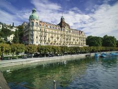Palace Luzern, Lucerne: Switzerland Hotels : Condé Nast Traveler