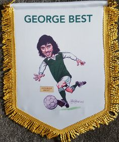 the legendary George best