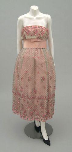 Dress Pierre Cardin, 1959 The Philadelphia Museum of Art