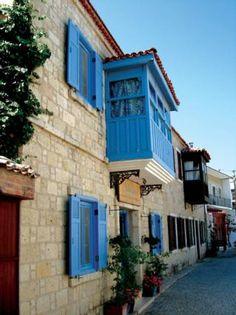Alaçatı, izmir, Turkey