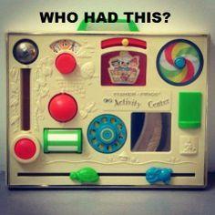 #FisherPrice #toy #childhood #memories