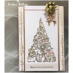 Good Day Crafty Friends, Hope you are having a fabulous day. I am sharing a card today that uses a new stamp set from the Hol...