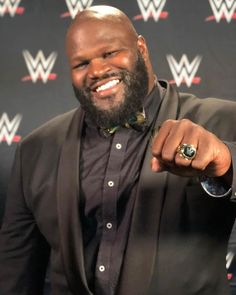 Mark Henry, Hall of Famer Black Wrestlers, Wwe Wrestlers, Mark Henry, Henry Hall, World's Strongest Man, Wwe Couples, Vince Mcmahon, Aj Styles, Yesterday And Today