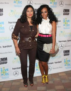 Tina Knowles Handbags   Solange Knowles and Mother Tina Knowles