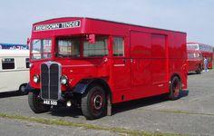 AEC Regent I Breakdown Tender - 738J - London Bus Museum