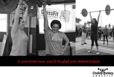 View our before and after CrossFit gallery. Our members have had success combining good nutrition and exercise! Focus on your health while having fun.