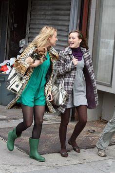 bons tempos de Gossip Girl