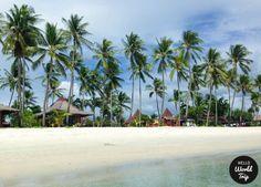 Strand von Ko Mook