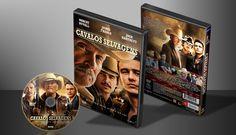 Cavalos Selvagens - Capa | VITRINE - Galeria De Capas - Designer Covers Custom | Capas & Labels Customizados