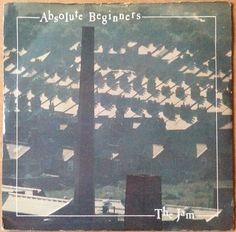 "The Jam - Absolute Beginners, 7"" vinyl, c.1981, new wave, mod revival, weller #vinyl"