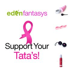 Enter our Think Pink Giveaway Now!   http://www.edencafe.com/support-your-tatas-pink-for-breast-cancer-awareness-giveaway/#