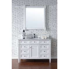 Shop Our Biggest Semi-Annual Sale Now! Brown Finish, Distressed, Espresso Finish, White Finish, Single Vanities, 41-50 Inches Bathroom Vanities: Add style and functionality to your bathroom with a bathroom vanity. Choose from a wide selection of great styles and finishes. Free Shipping on orders over $45!
