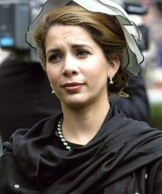 Princess Haya, June 2006