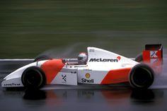 Michael Andretti McLaren - Ford 1993