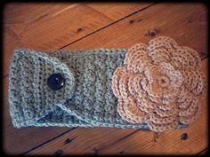 Ravelry: Quick Winter Headband pattern by Cynthia Miller. Free Pattern
