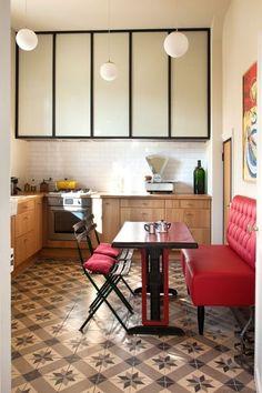Cuisine avec bar, atelier, ouverte : 12 cuisines conçues par un architecte - Côté Maison