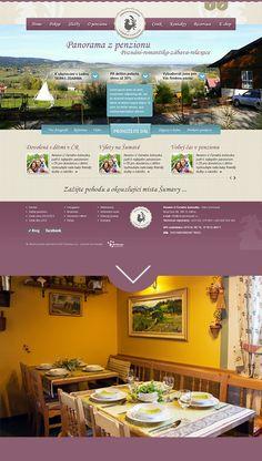 Redesign webových stránek pro jeden z nejúžasnějších penzionů v České republice. Penzion se nachází na Šumavě, více na www.cernykohoutek.cz