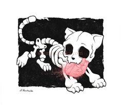Bone Kitty
