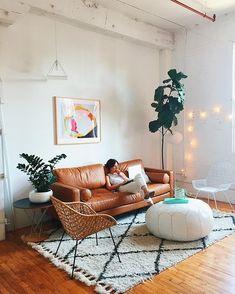 Sven charme tan sofa - sofas - article modern, mid-century and scandinavian Living Room Colors, Living Room Sofa, Apartment Living, Interior Design Living Room, Living Room Designs, Living Room Decor, Bedroom Decor, Living Rooms, Tan Sofa