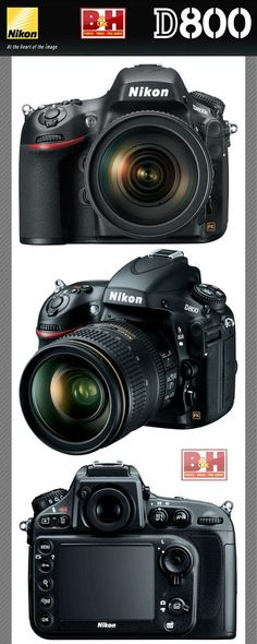 New Nikon D800 - 36.3-megapixel FX-format CMOS sensor http://bhpho.to/xf2LJJ - this camera makes me wish that I hadn't switched to Canon and sold off most of my Nikon gear.....