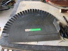 Rear steel sheet/ insulation casing