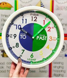 Ingles Kids, Clock Printable, Esl Lesson Plans, Esl Lessons, School Worksheets, English Classroom, Taps, Fun Learning, Preschool Activities