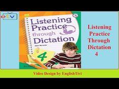 Listening Practice Through Dictation 1 Unit 1 - 40 ● English Listening Practice ✔ - YouTube