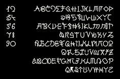 Bureau Mirko Borsche – Typeface »Musashi«