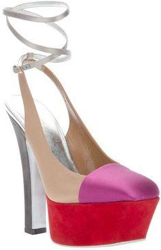 9d5522ba4fb3 Yves Saint Laurent 2263 Yves Saint Laurent  Obsession  shoe - ShopStyle  Platforms