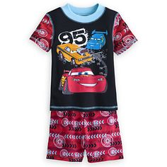 Cars PJ PALS Short Set for Boys