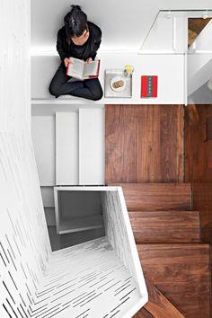 ••Lesley Chang & Jason Klimoski Chelsea loft