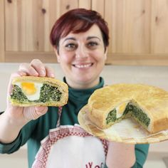 Italian Cooking, Italian Recipes, Quiches, Italian Easter Pie, Empanadas, Focaccia Pizza, Cooking For Dummies, Ricotta, Easter Lunch