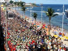 Carnaval Bahia - Brasil