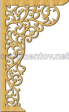 кронштейн резной, домовая резьба, carved bracket, wood, хобби, украшаем дом, пропильная резьба,