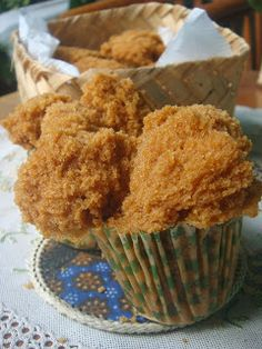 Brunch to Lunch. Muffin Recipes, Cake Recipes, Snack Recipes, Snacks, Bolu Cake, Indonesian Cuisine, Indonesian Recipes, Resep Cake, Steam Recipes