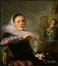 A List of Women Artists from History